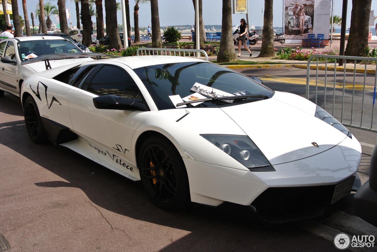 Lamborghini Murcielago LP670-4 SuperVeloce 1