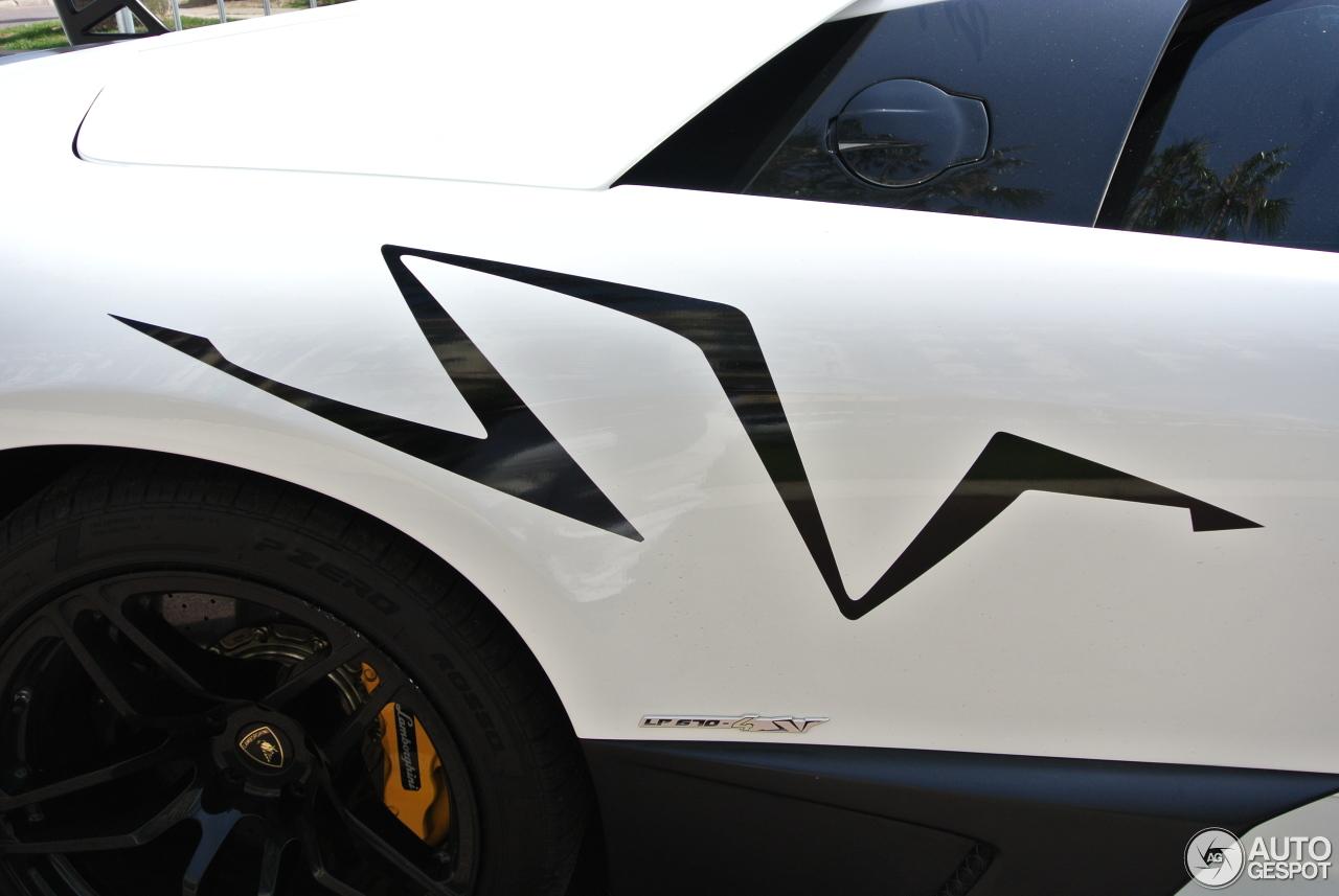 Lamborghini Murcielago LP670-4 SuperVeloce 5