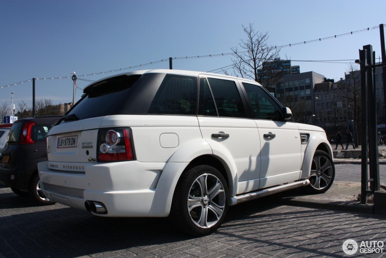 Favoriet Land Rover Arden Range Rover Sport Supercharged - 27 March 2013  VF28