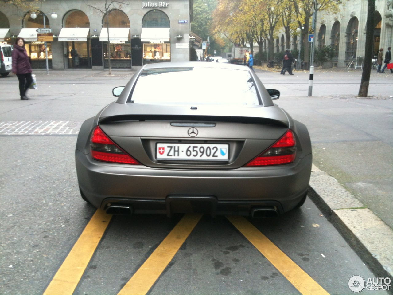 Mercedes-Benz SL 65 AMG Black Series 2