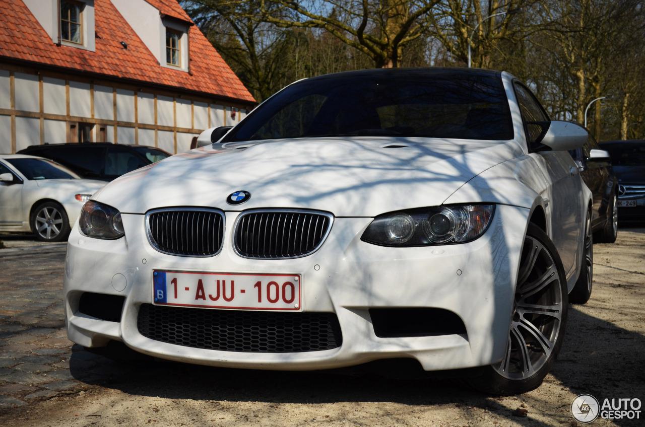 BMW M3 E92 Coupé 8