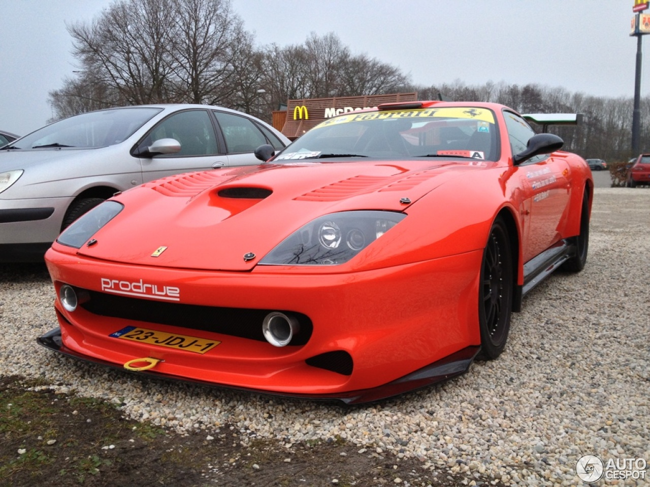 ferrari 550 maranello le mans gts 28 march 2013 autogespot. Black Bedroom Furniture Sets. Home Design Ideas