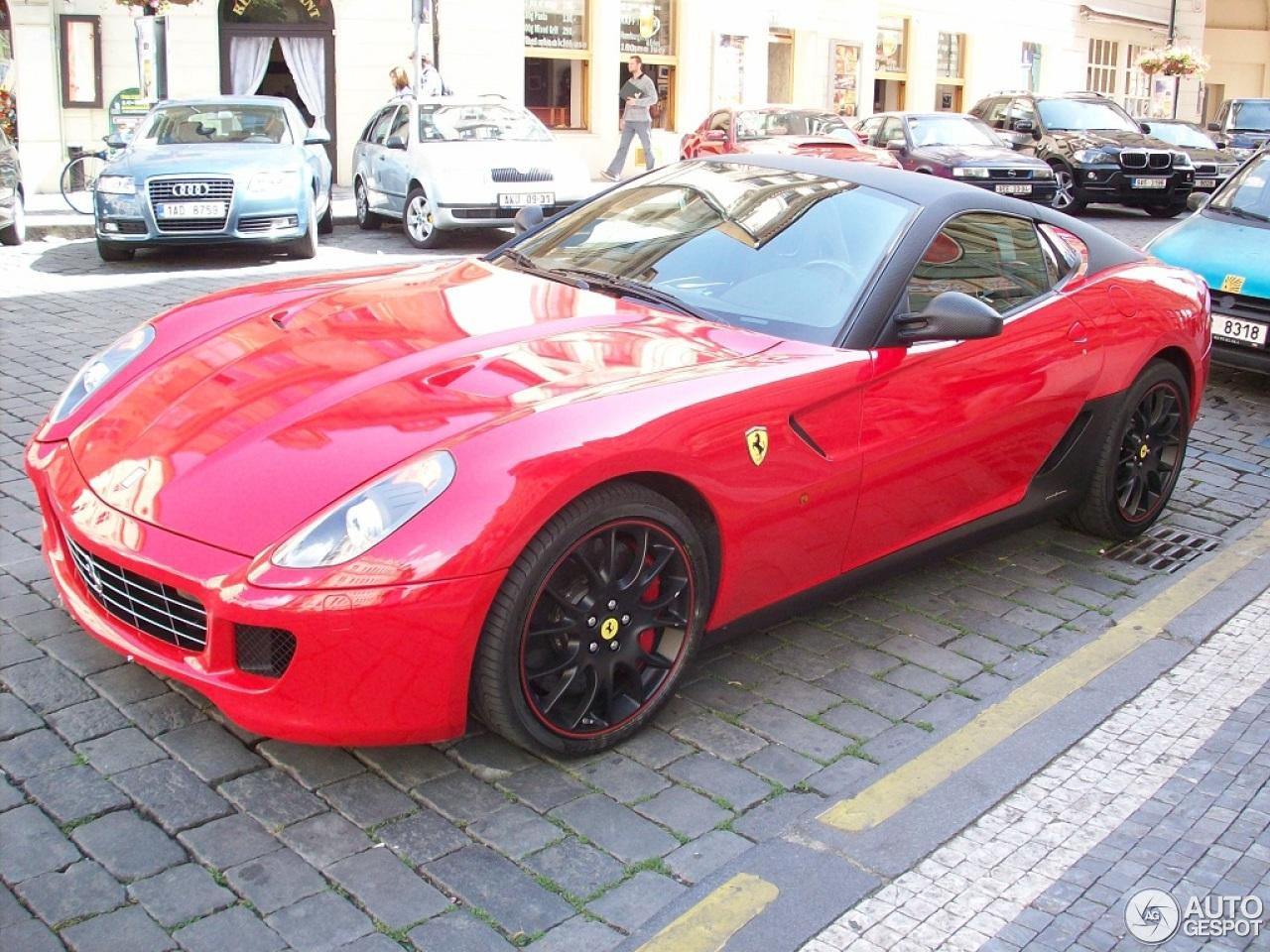 Ferrari 599 GTB Fiorano 1