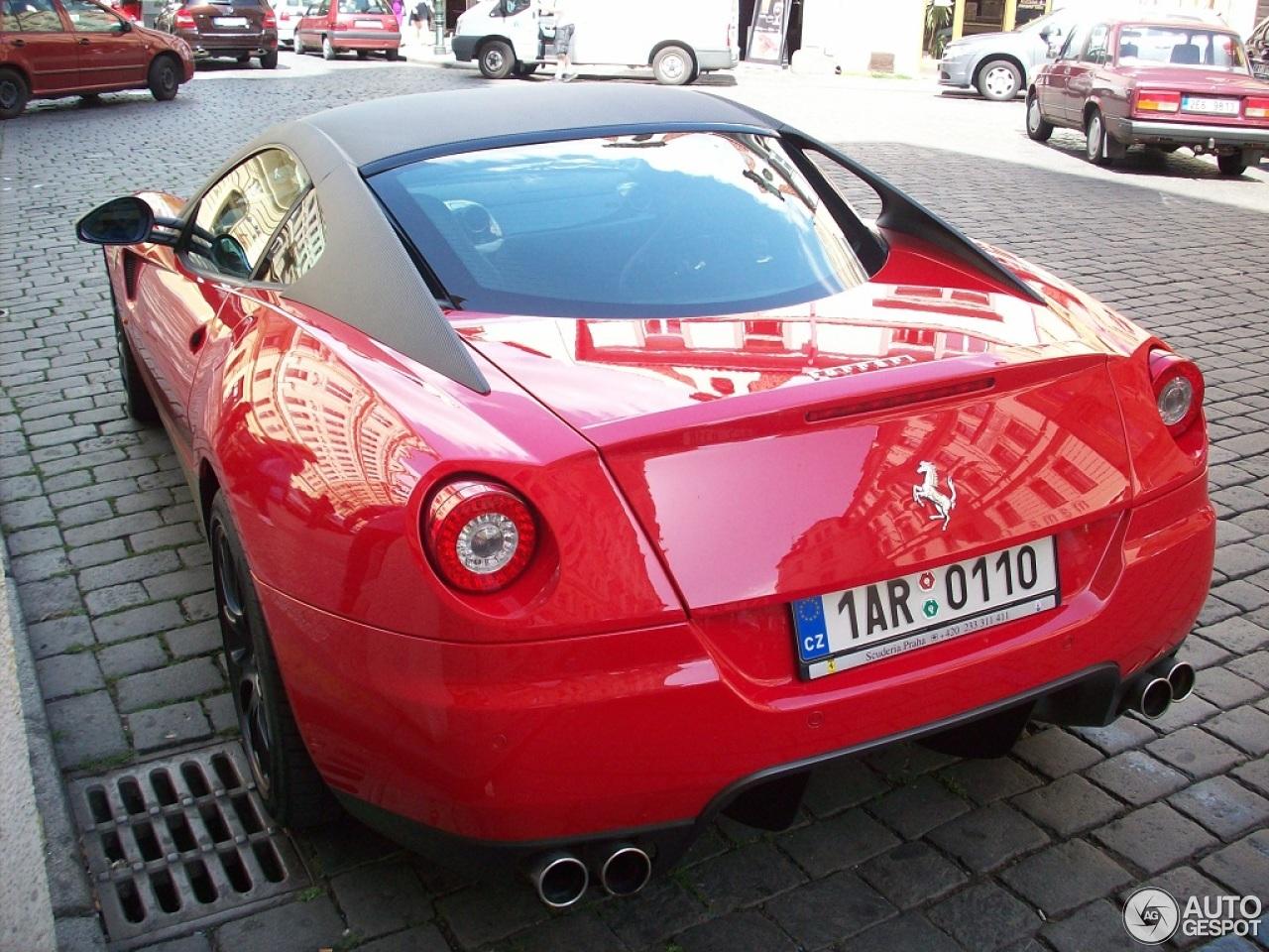 Ferrari 599 GTB Fiorano 4
