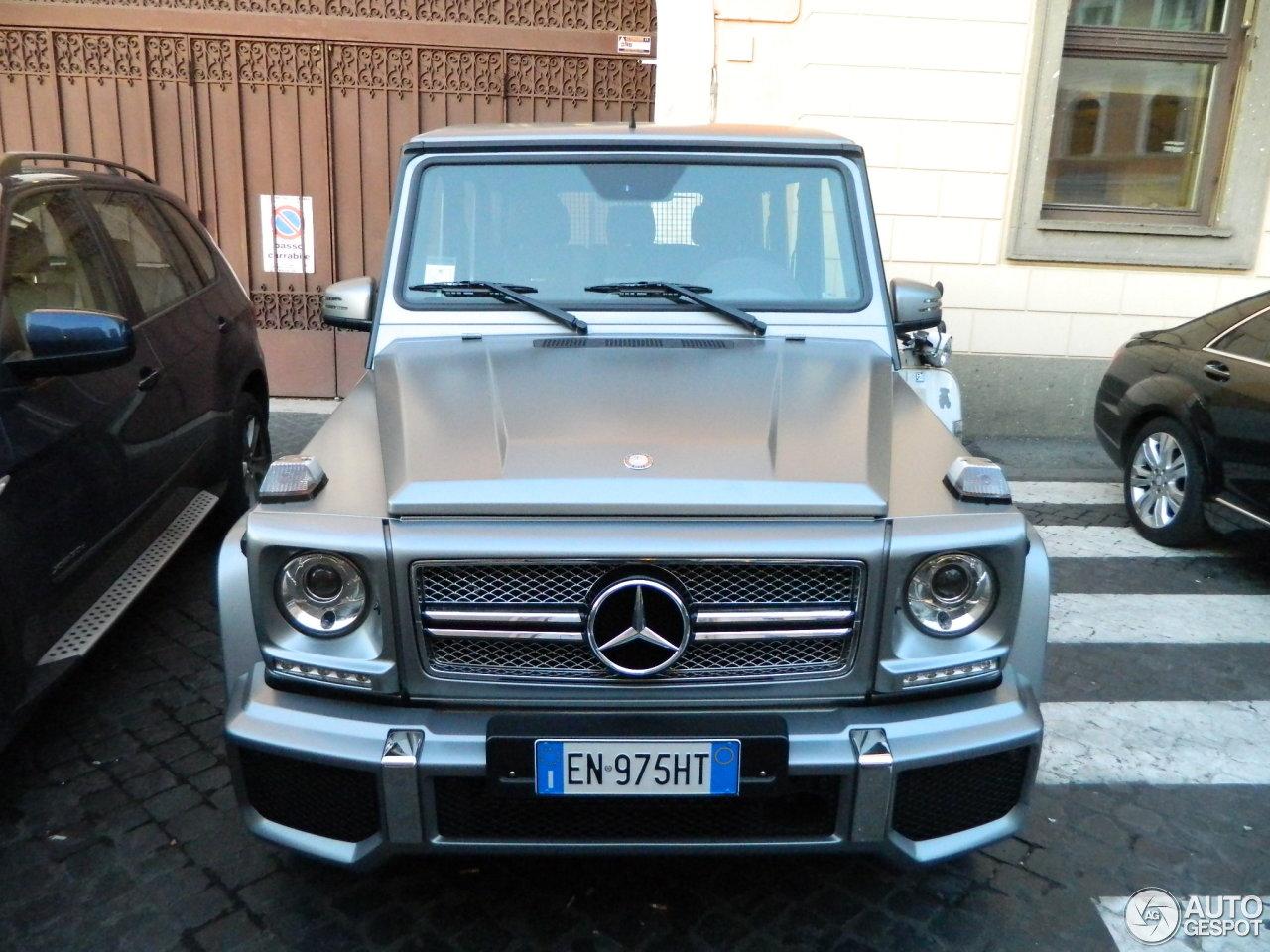 Mercedes-Benz G 65 AMG 1
