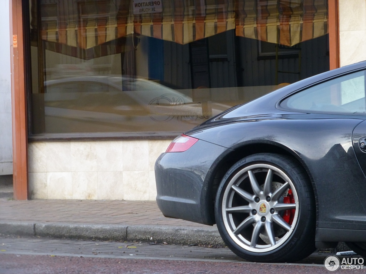 Porsche 997 Carrera S MkI 1