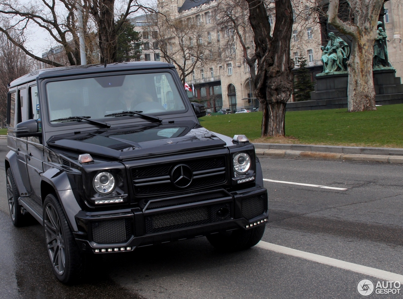 mercedes benz brabus g 63 amg b63 620 30 march 2013 autogespot. Black Bedroom Furniture Sets. Home Design Ideas