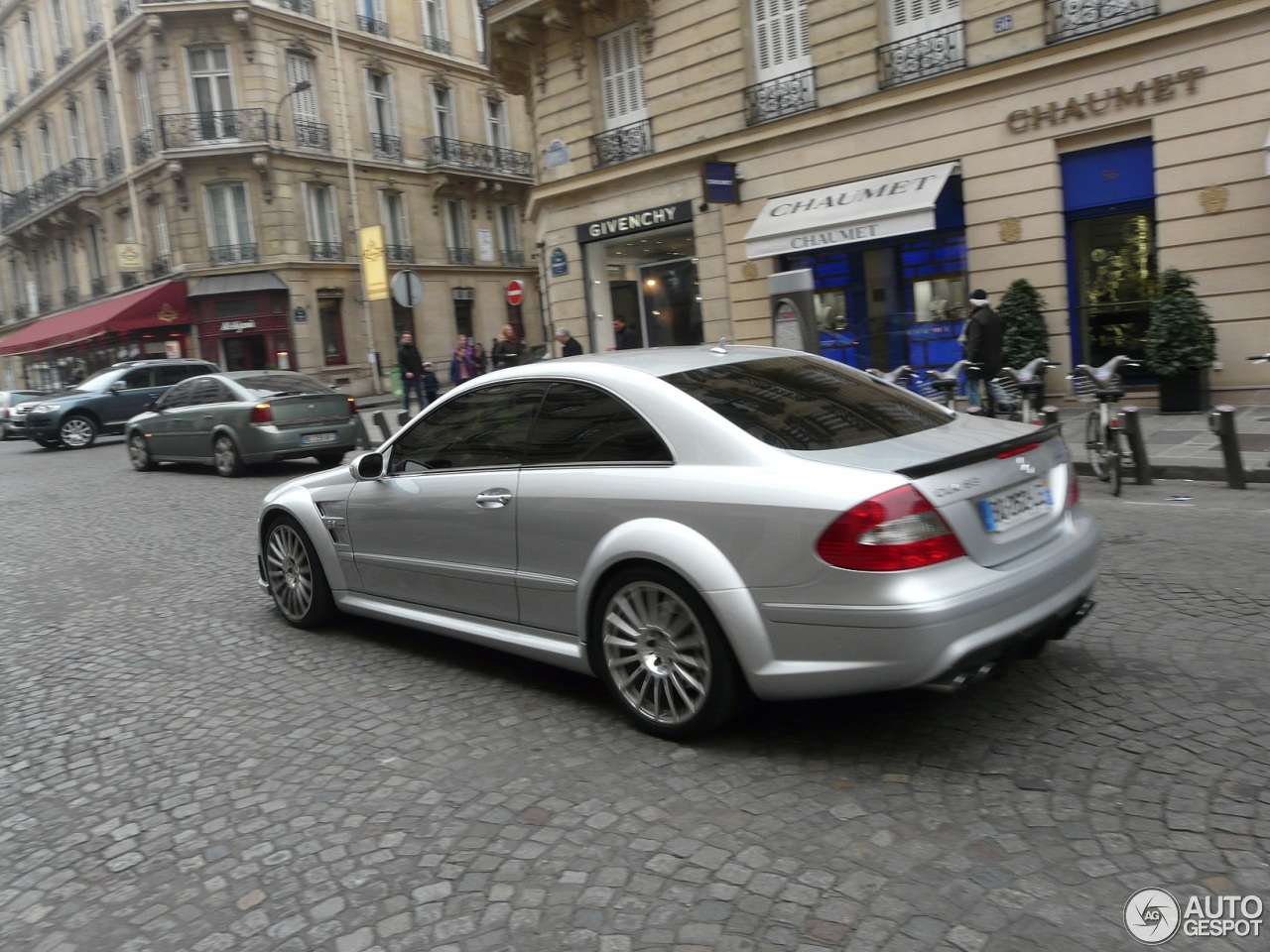 Mercedes benz clk 63 amg black series 30 march 2013 for Mercedes benz clk 2013