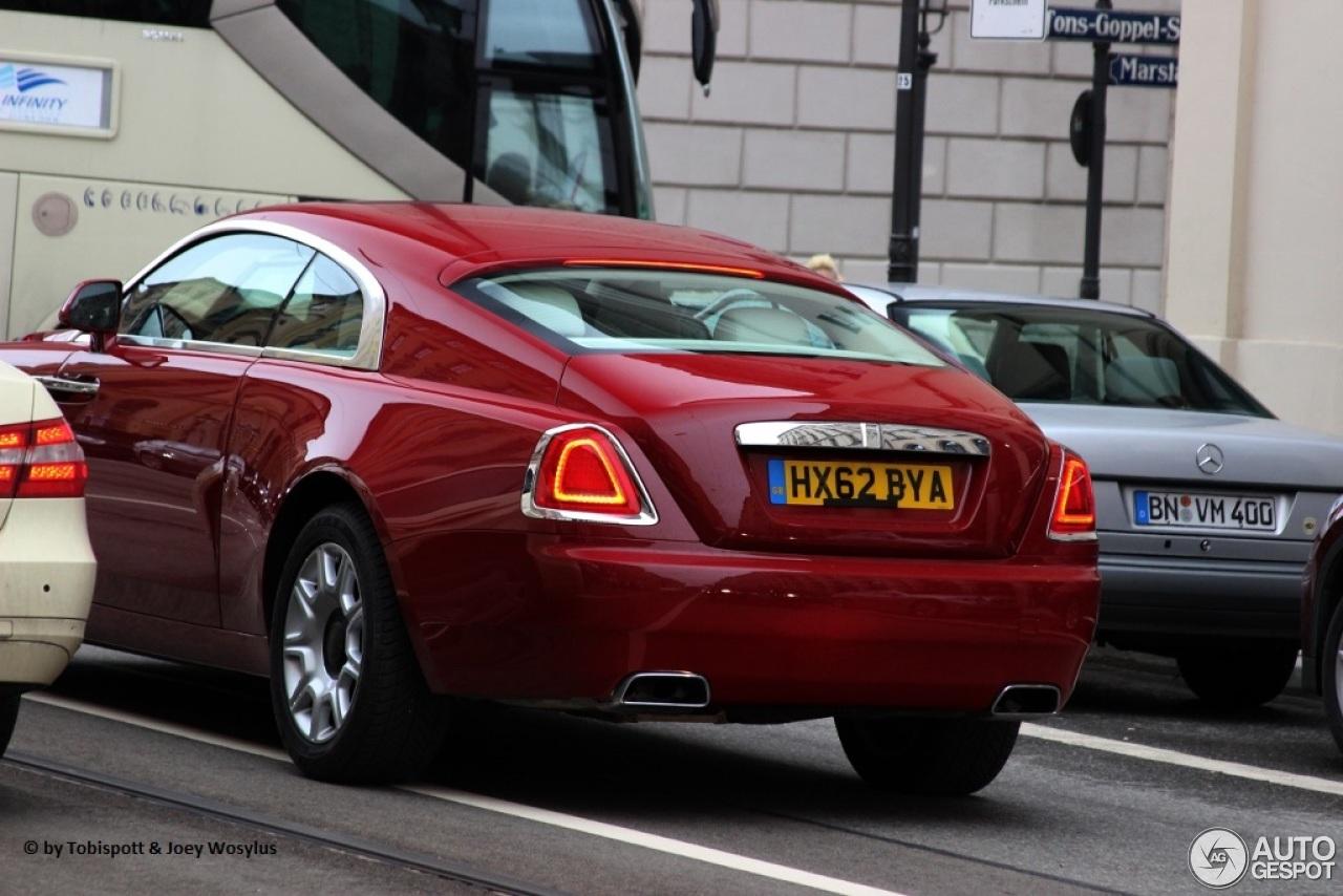 Rolls-Royce Wraith - 30 March 2013 - Autogespot