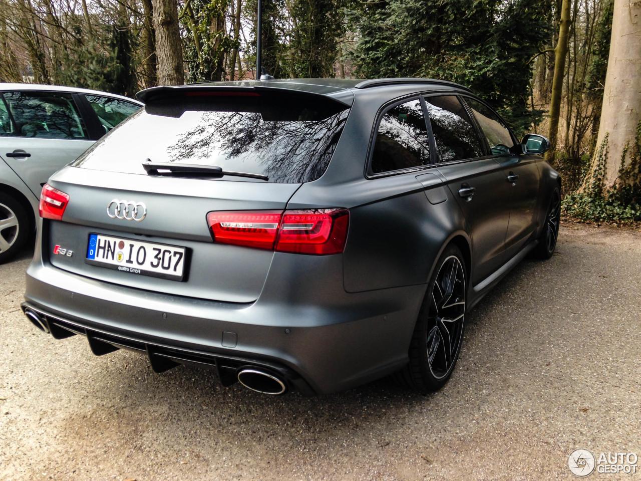 Audi Rs6 Avant C7 31 March 2013 Autogespot