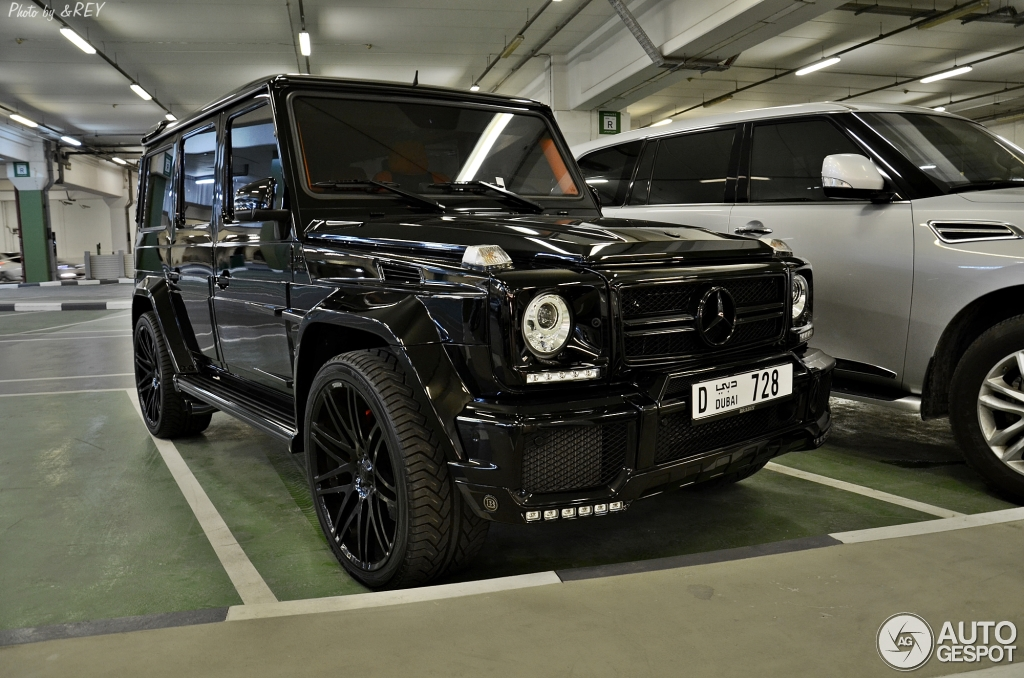 Mercedes benz brabus g 65 amg b65 670 1 april 2013 for Mercedes benz g 65 amg