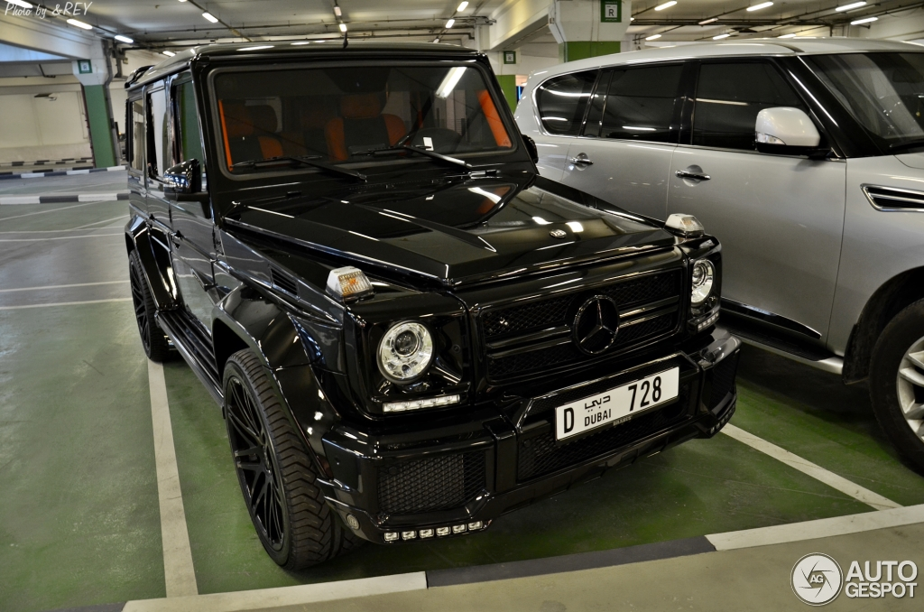 Mercedes benz brabus g 65 amg b65 670 1 april 2013 for Mercedes benz amg 65 price