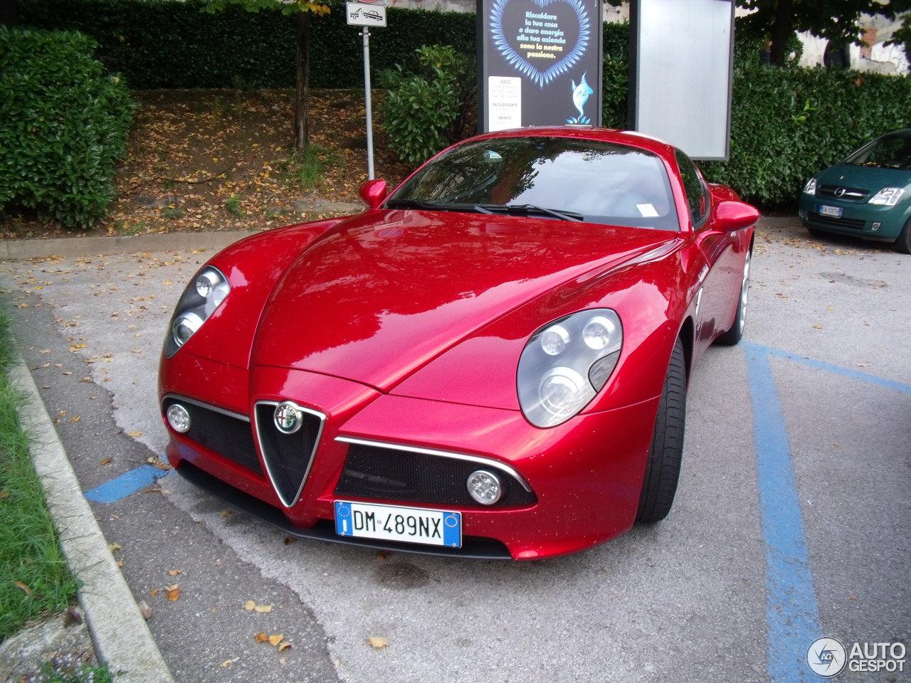 Alfa Romeo 8C Competizione - 2 April 2013 - Autogespot