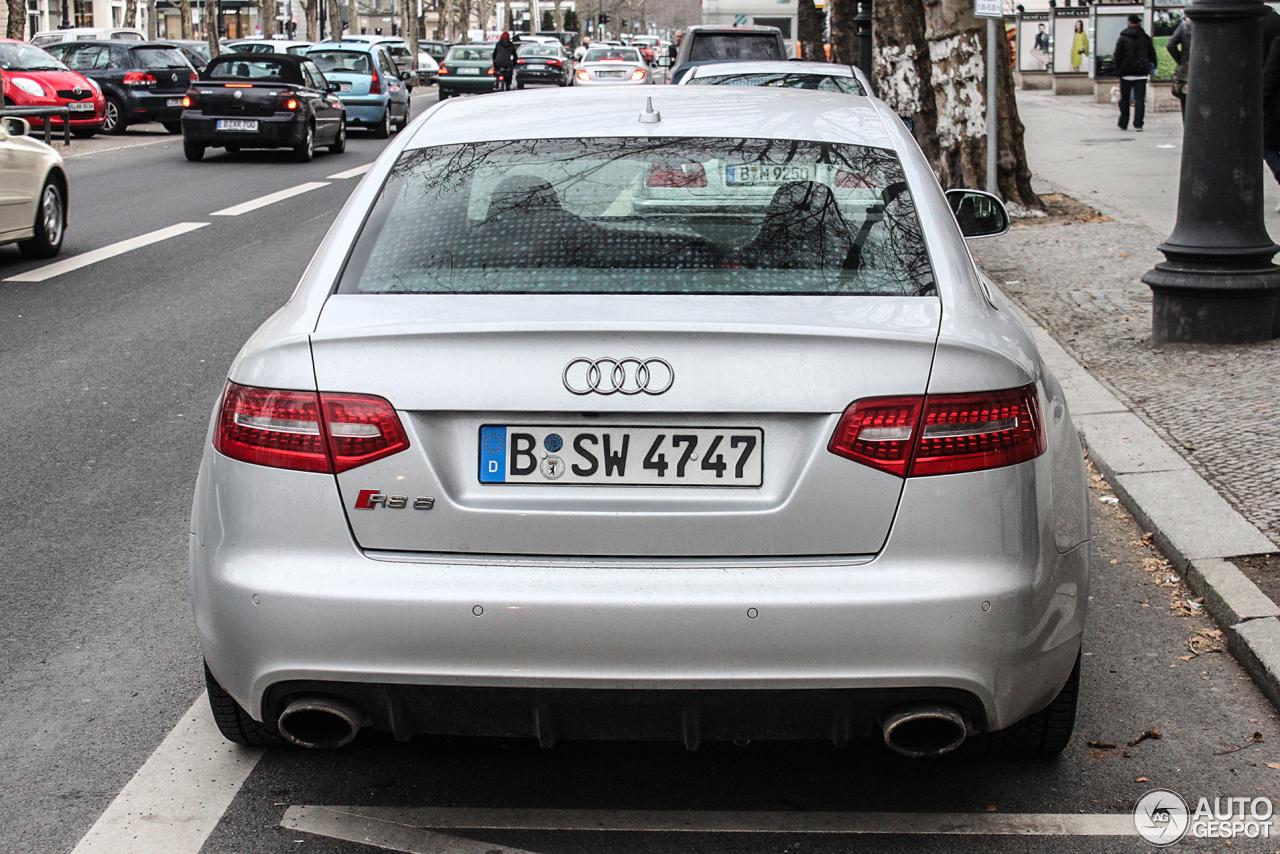 Audi Rs6 Sedan C6 2 April 2013 Autogespot