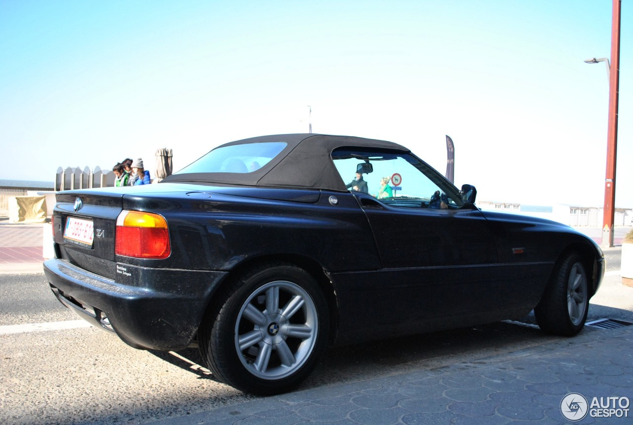 bmw z1 2 april 2013 autogespot. Black Bedroom Furniture Sets. Home Design Ideas