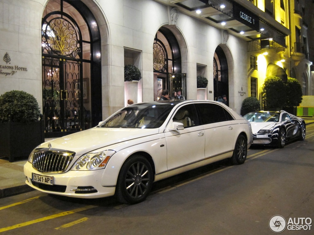 Maybach 62 S Landaulet 2011 2 April 2013 Autogespot