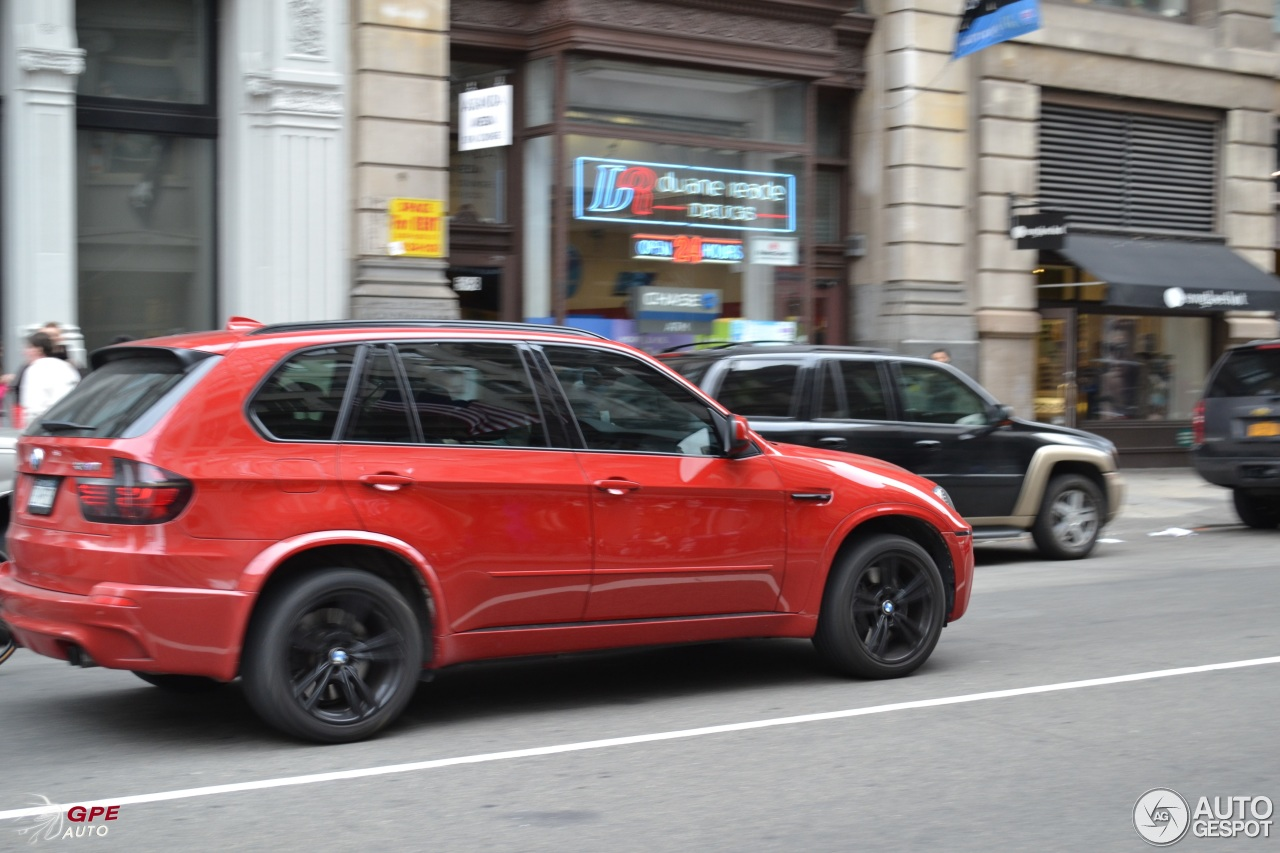 Bmw X5 M 3 April 2013 Autogespot