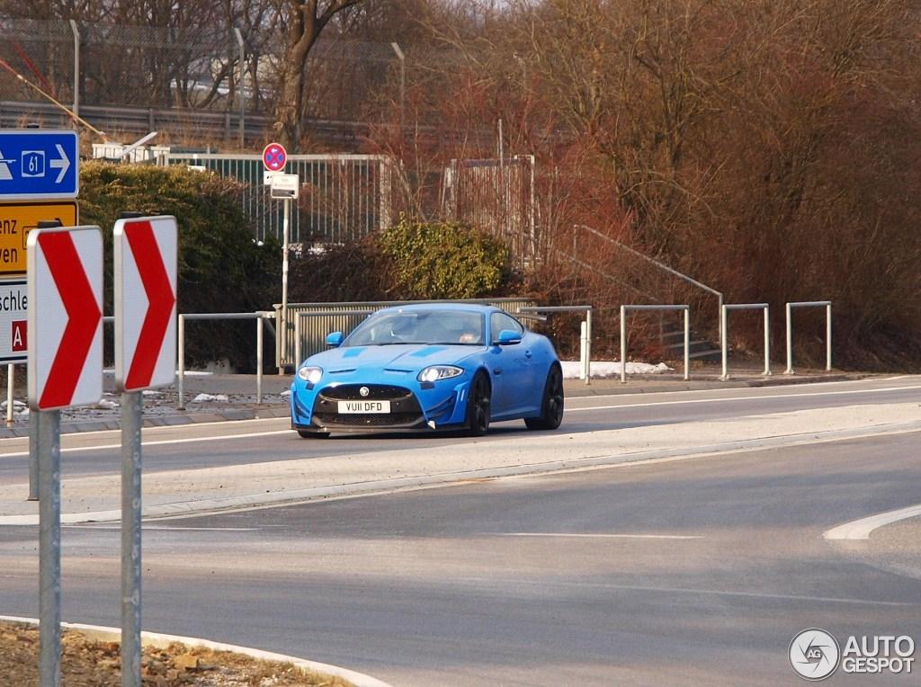 Jaguar XKR-S GT 2