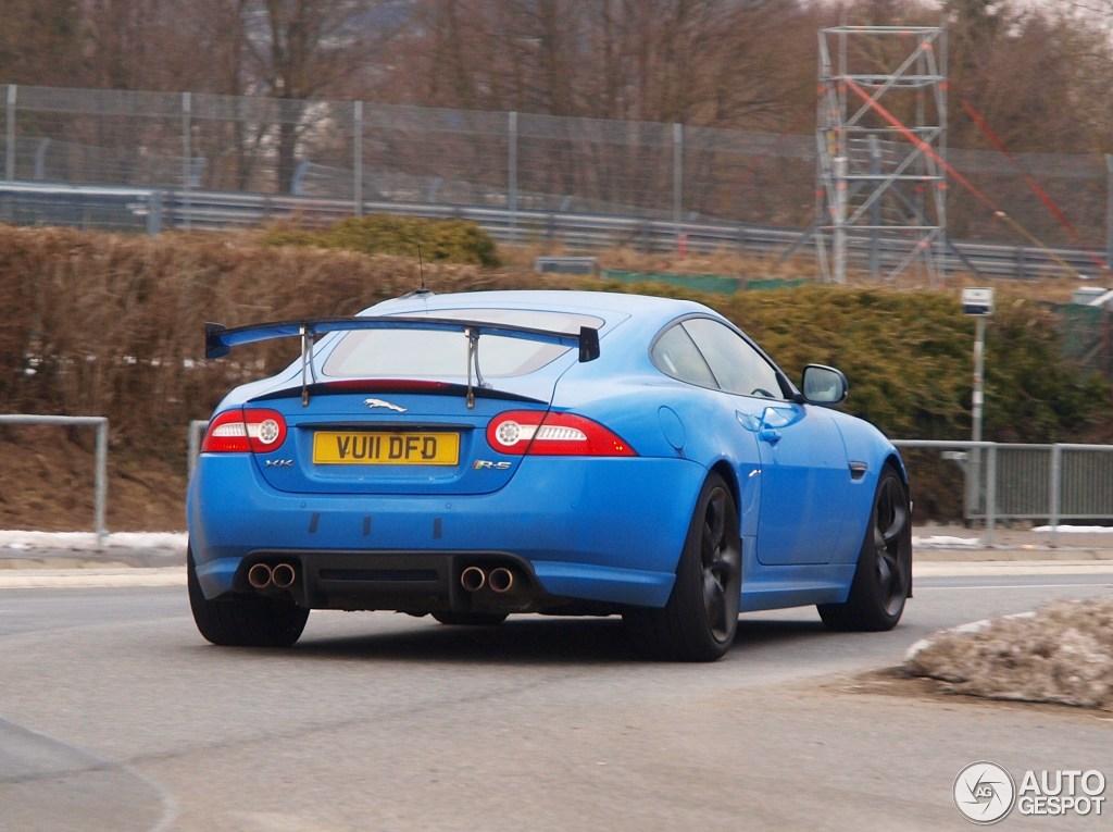 Jaguar XKR-S GT 3