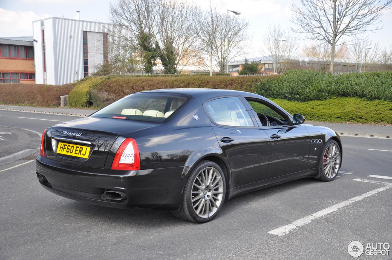 Maserati quattroporte sport gt s 2009 3 april 2013 autogespot 1 i maserati quattroporte sport gt s 2009 1 sciox Choice Image