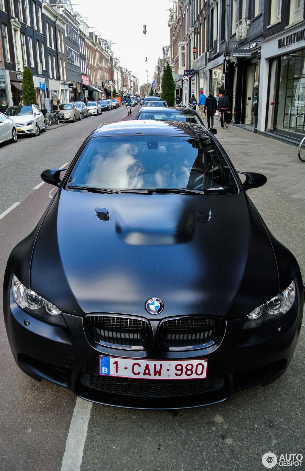 BMW M3 E92 Coupé Frozen Black Edition - 6 April 2013 ...
