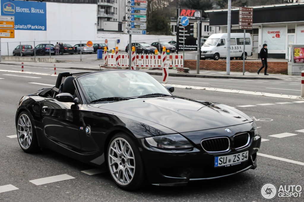 Bmw Z4 M Roadster 6 April 2013 Autogespot