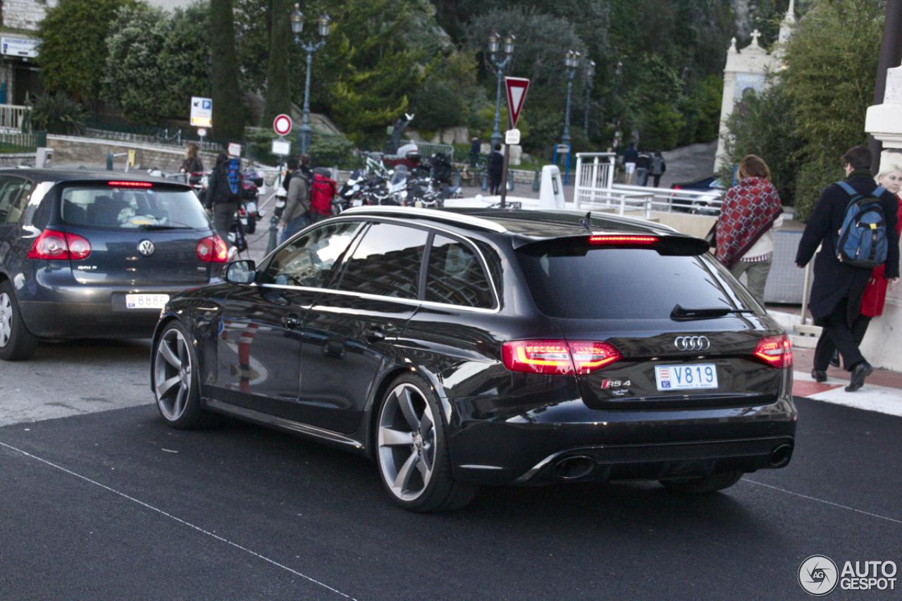 Audi Rs4 Avant B8 7 April 2013 Autogespot