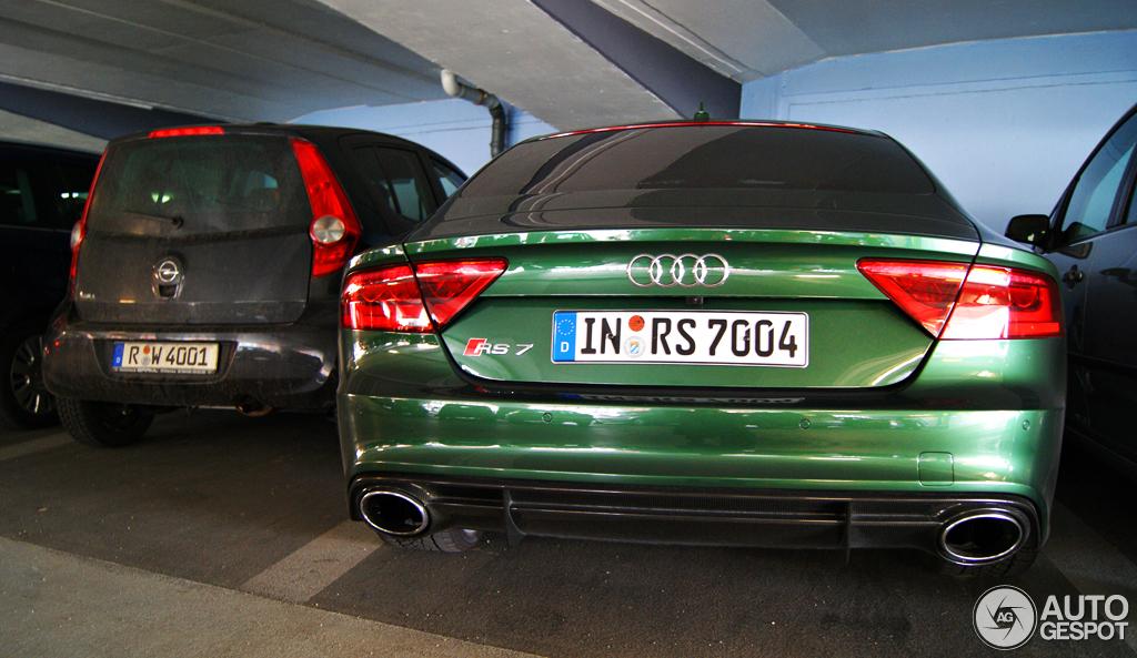 Audi Rs7 Sportback 7 April 2013 Autogespot