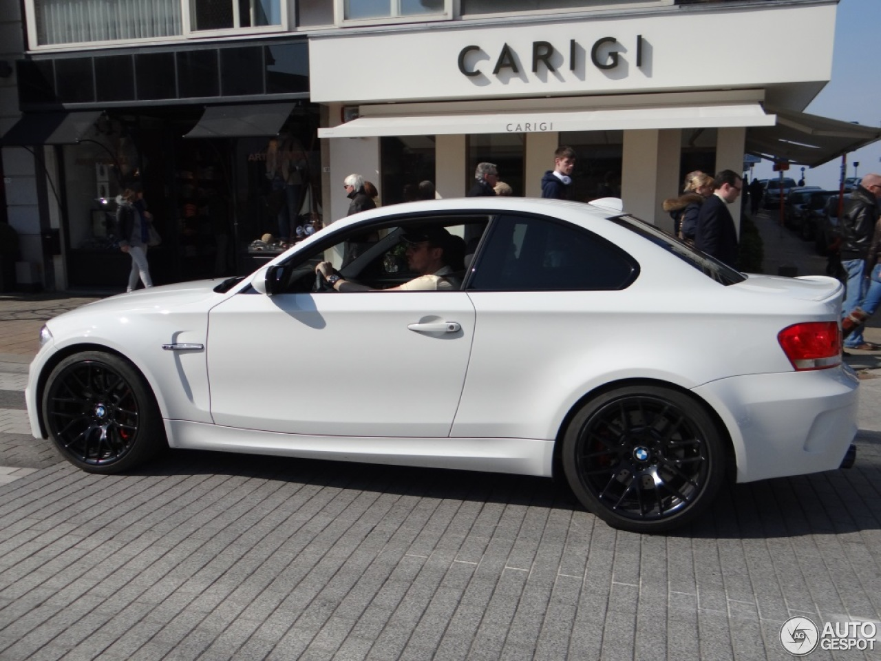 bmw 1 series m coup 7 april 2013 autogespot. Cars Review. Best American Auto & Cars Review