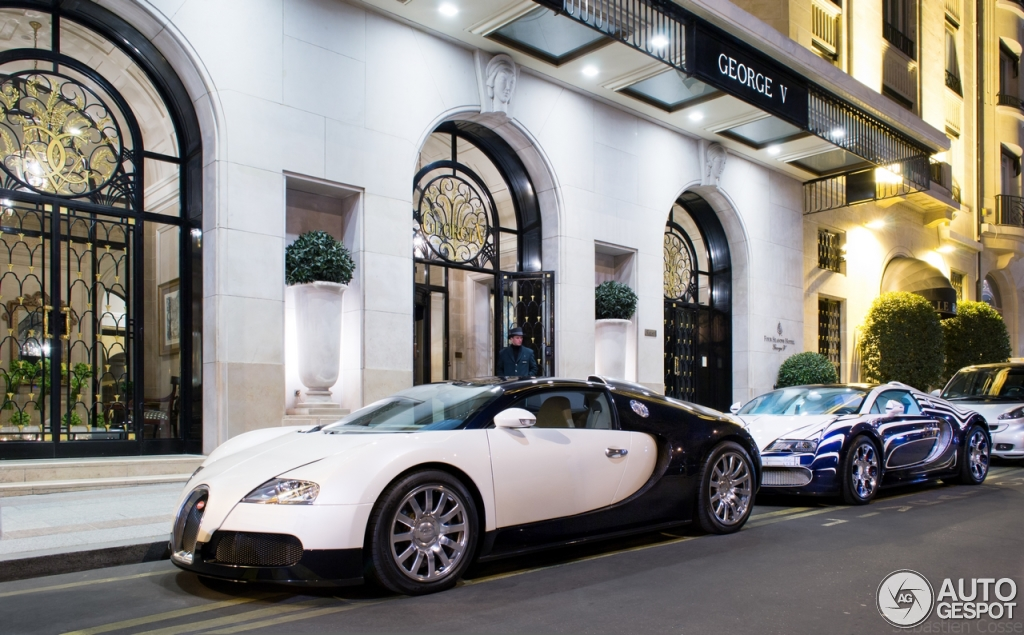 bugatti veyron 16 4 grand sport l 39 or blanc 7 april 2013 autogespot. Black Bedroom Furniture Sets. Home Design Ideas