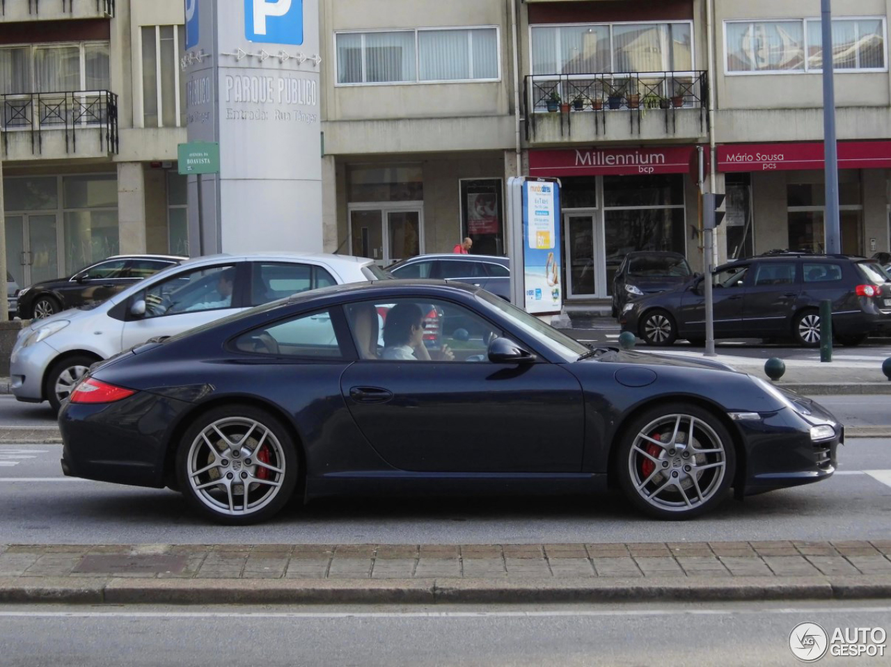 porsche 997 carrera 4s mkii 7 april 2013 autogespot. Black Bedroom Furniture Sets. Home Design Ideas