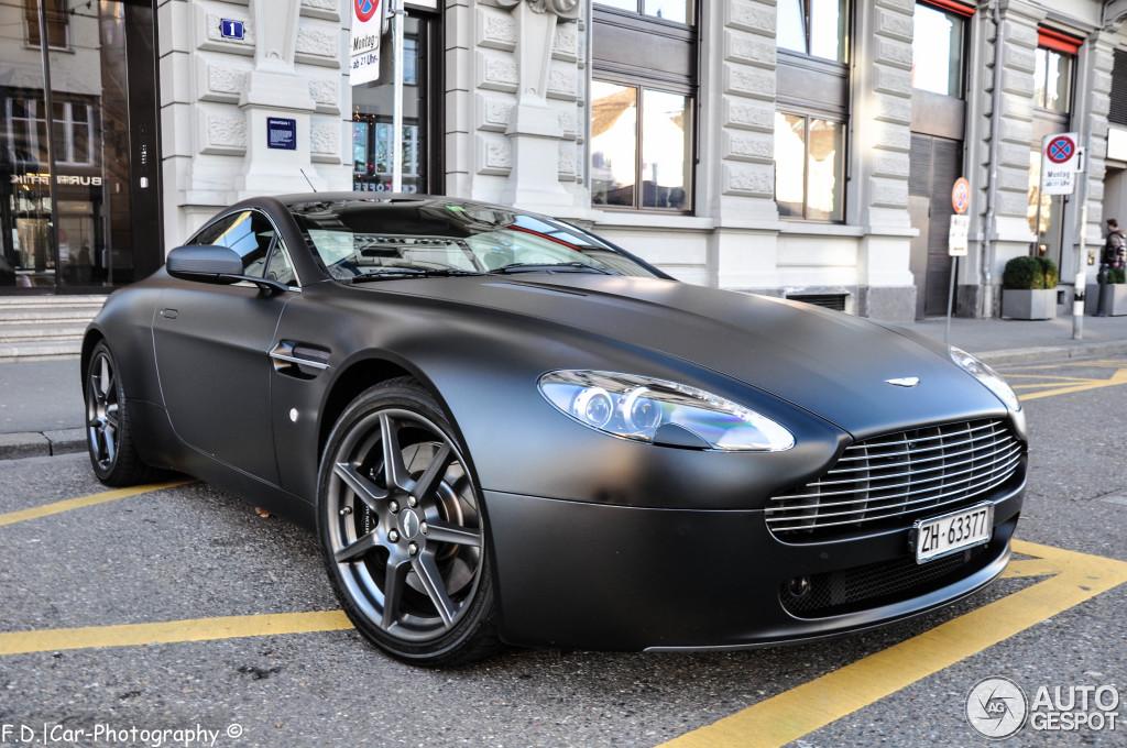 Aston Martin V8 Vantage 8 April 2013 Autogespot