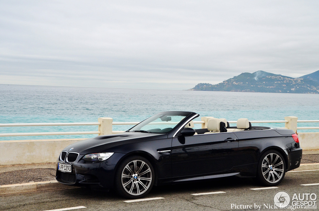 Bmw M3 E93 Cabriolet 8 Avril 2013 Autogespot