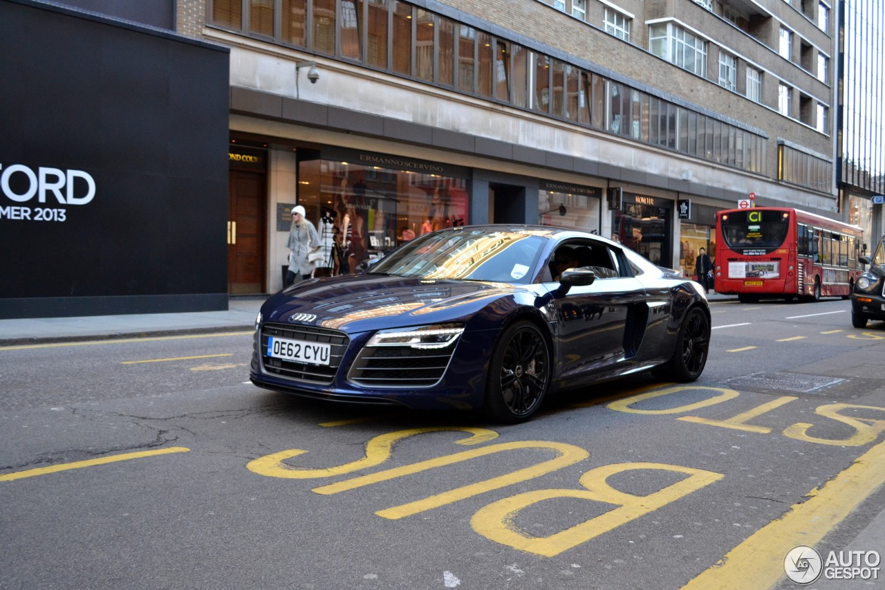 Audi R8 V10 Plus 2013 9 April Autogespot