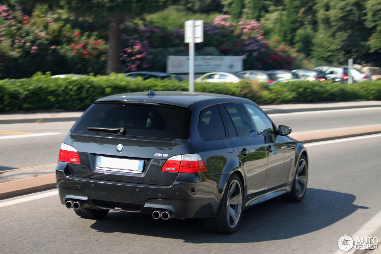 Bmw M5 E61 Touring 9 Avril 2013 Autogespot