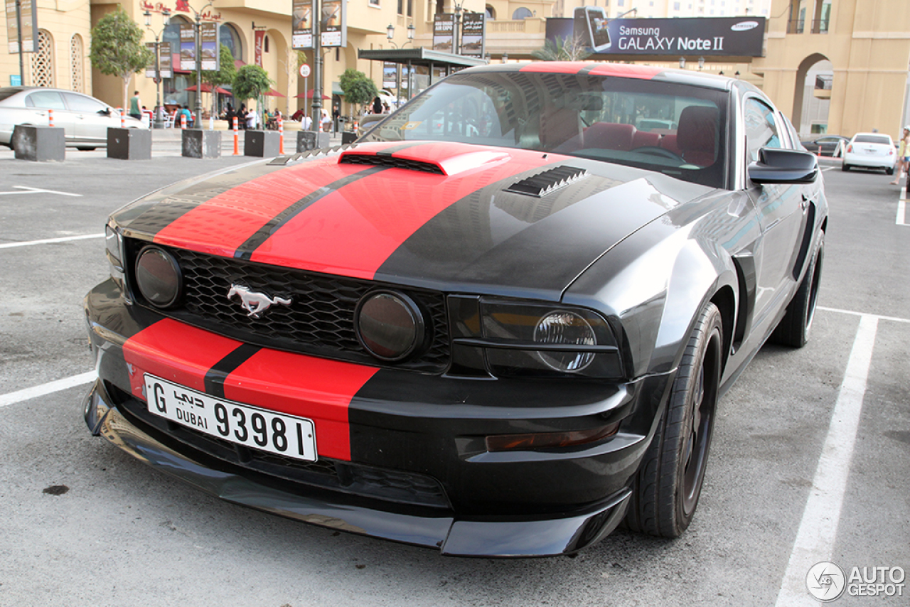 ford mustang roush stage 1 12 april 2013 autogespot. Black Bedroom Furniture Sets. Home Design Ideas