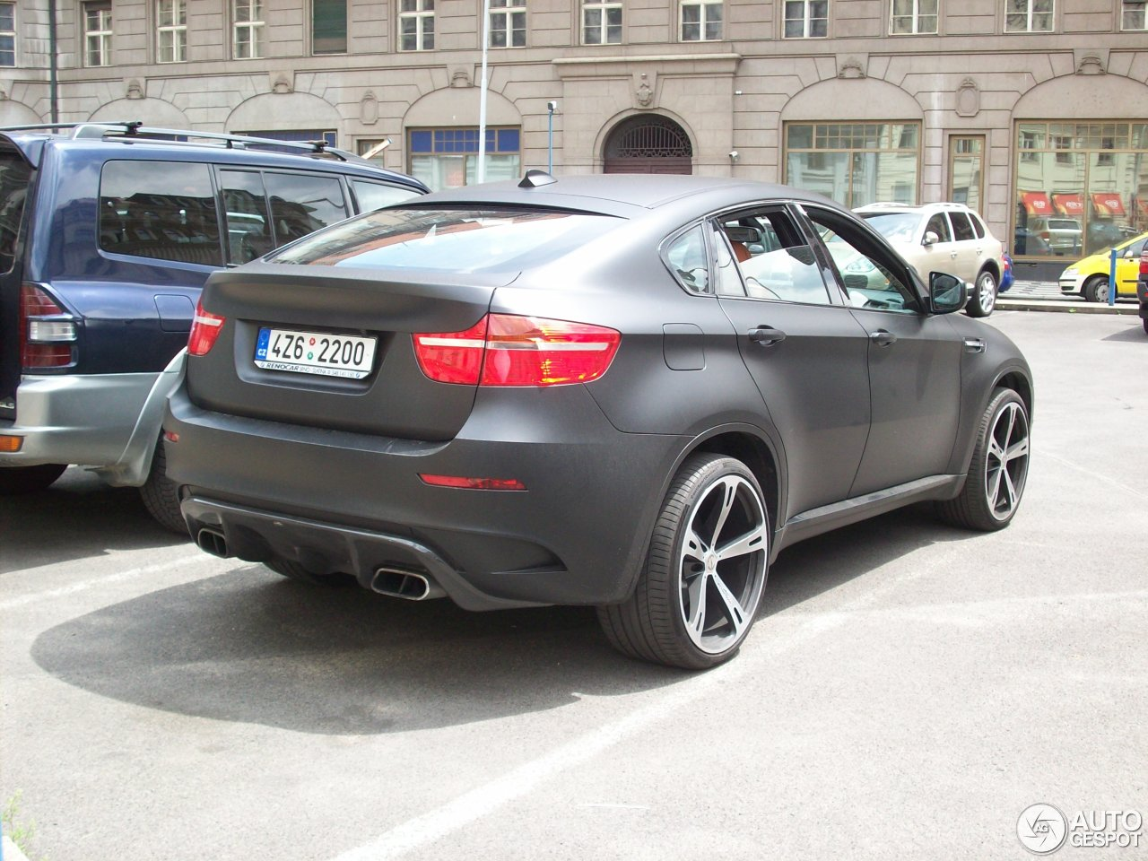 bmw ac schnitzer x6 m 13 april 2013 autogespot. Black Bedroom Furniture Sets. Home Design Ideas