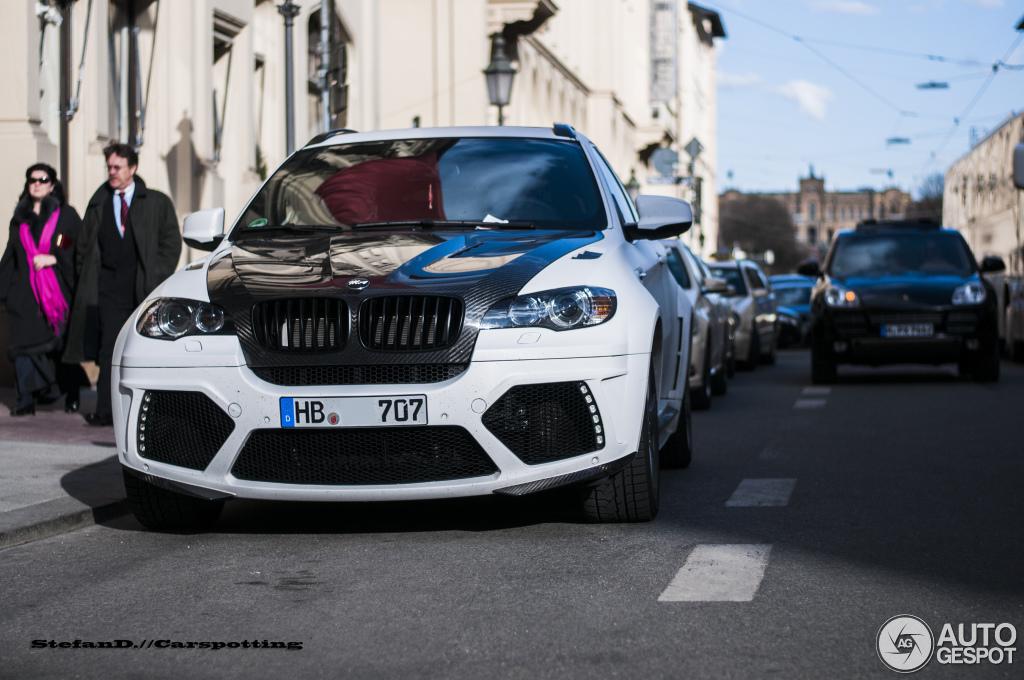 Bmw Mansory X6 M 13 April 2013 Autogespot