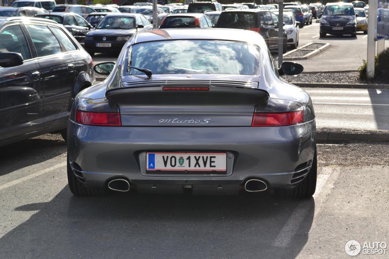Porsche 996 Turbo S 13 April 2013 Autogespot