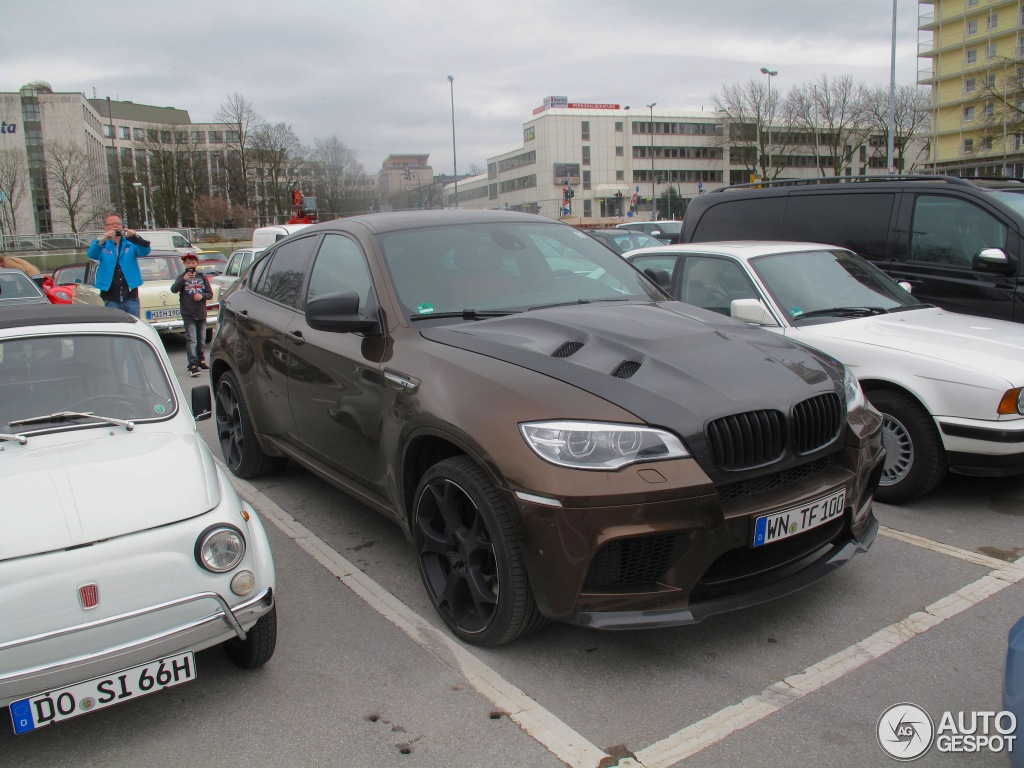 Bmw X6 M E71 2013 14 April 2013 Autogespot