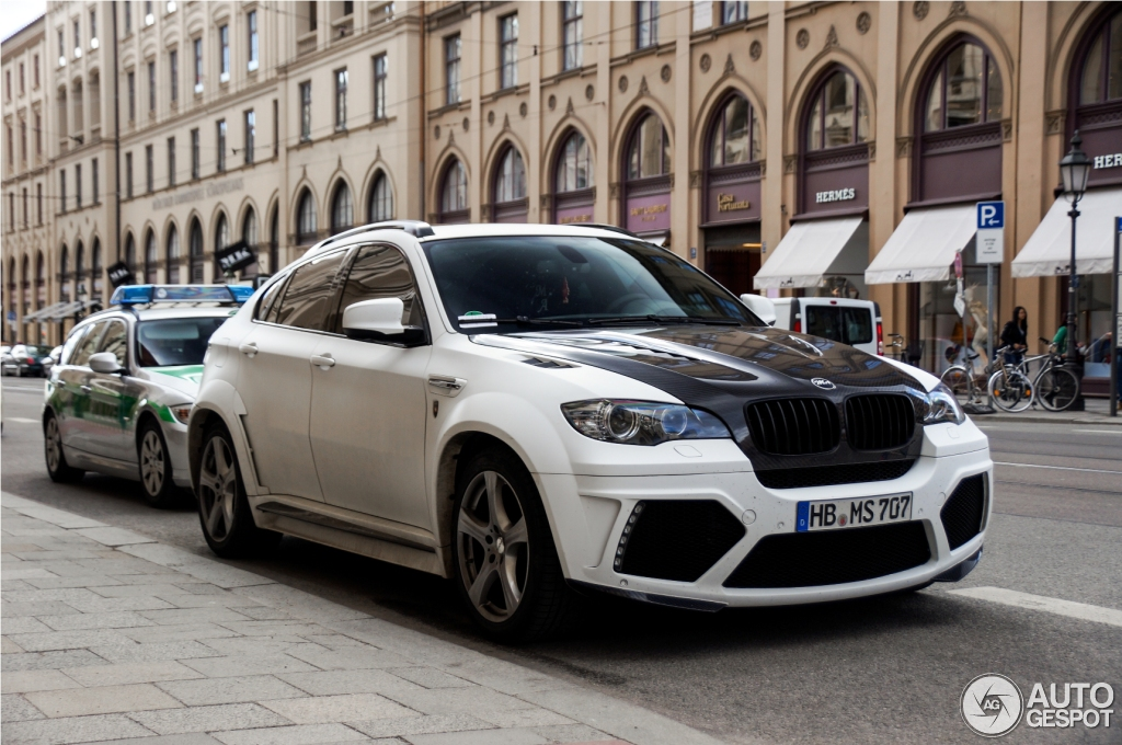 Bmw Mansory X6 M 14 April 2013 Autogespot