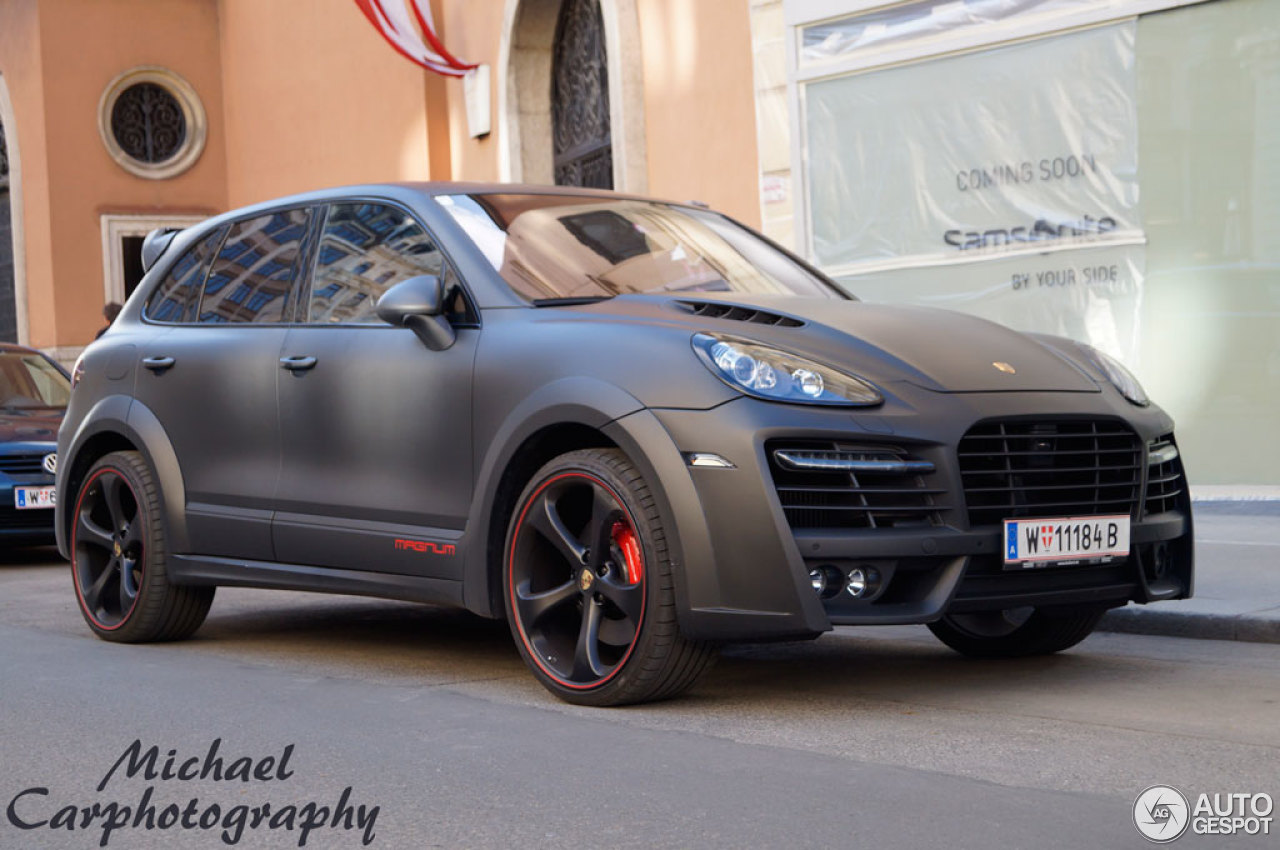 Porsche Cayenne Techart Magnum 2011 - 14 April 2013 - Autogespot