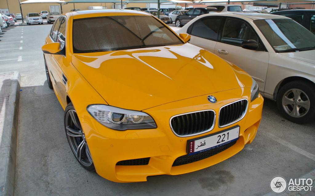 BMW M5 F10 1