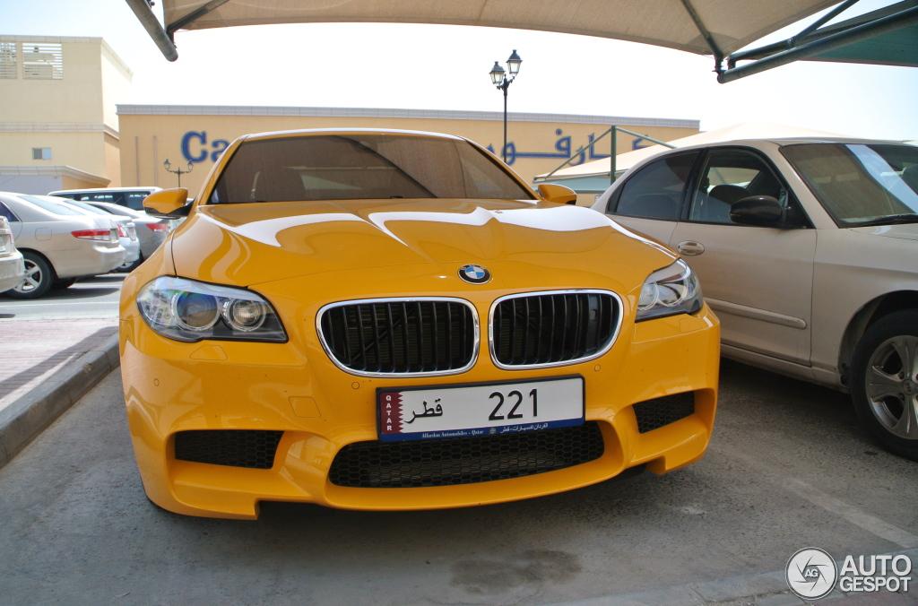 BMW M5 F10 2
