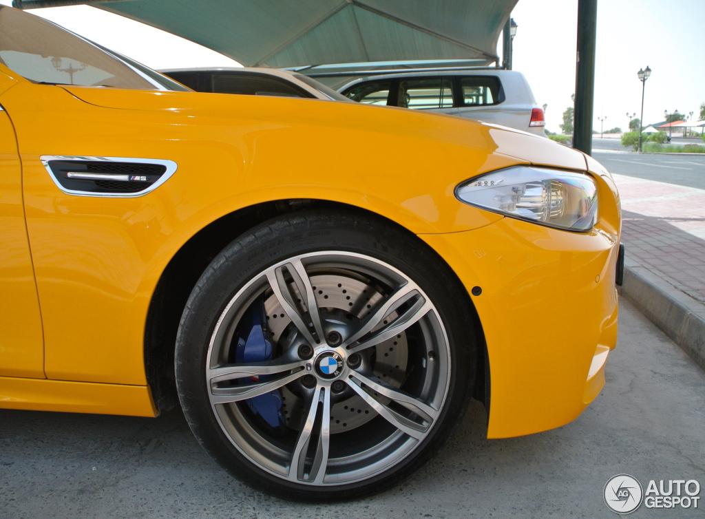BMW M5 F10 3