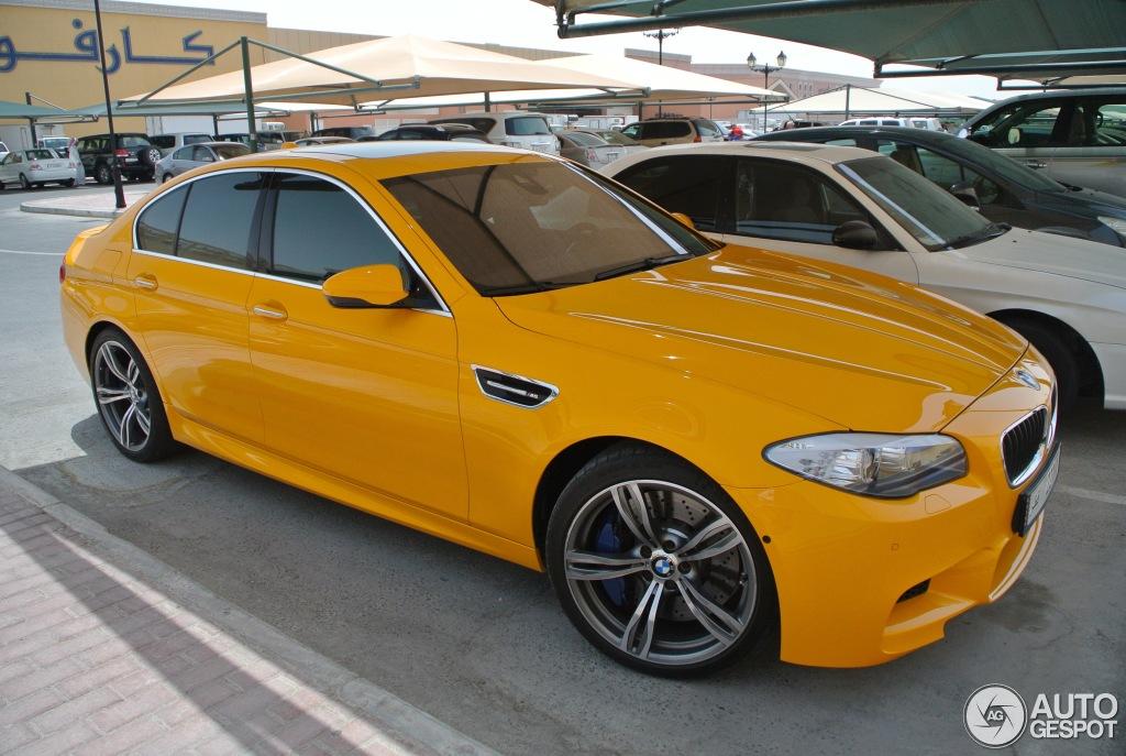 BMW M5 F10 6