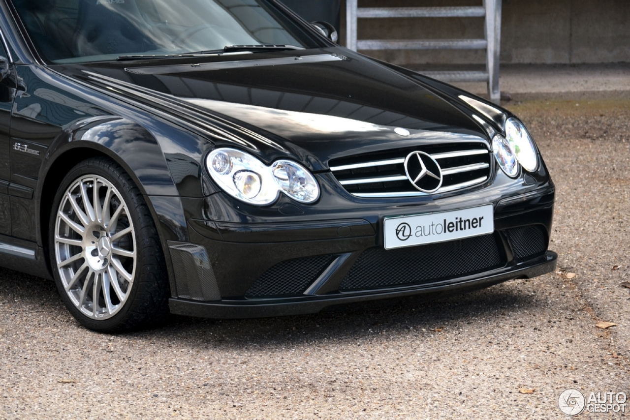 Mercedes benz clk 63 amg black series 17 april 2013 for Mercedes benz clk 2013