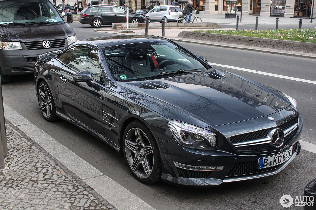 Mercedes Benz Sl 63 Amg R231 18 April 2013 Autogespot