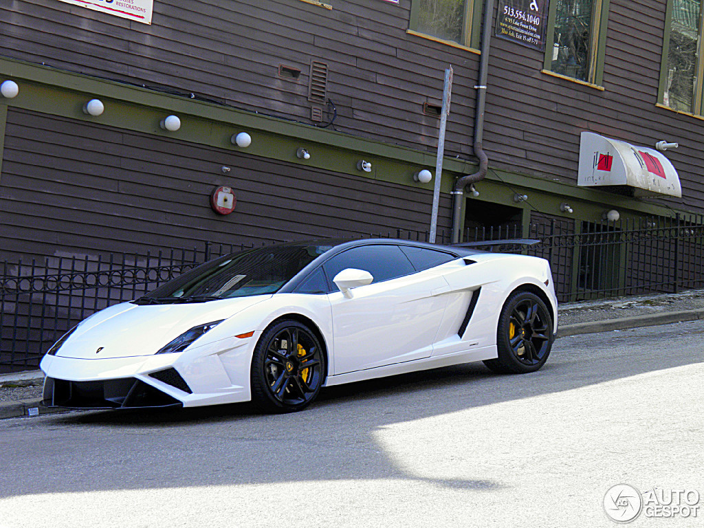 Incroyable Lamborghini Gallardo LP560 2 50° Anniversario 2013