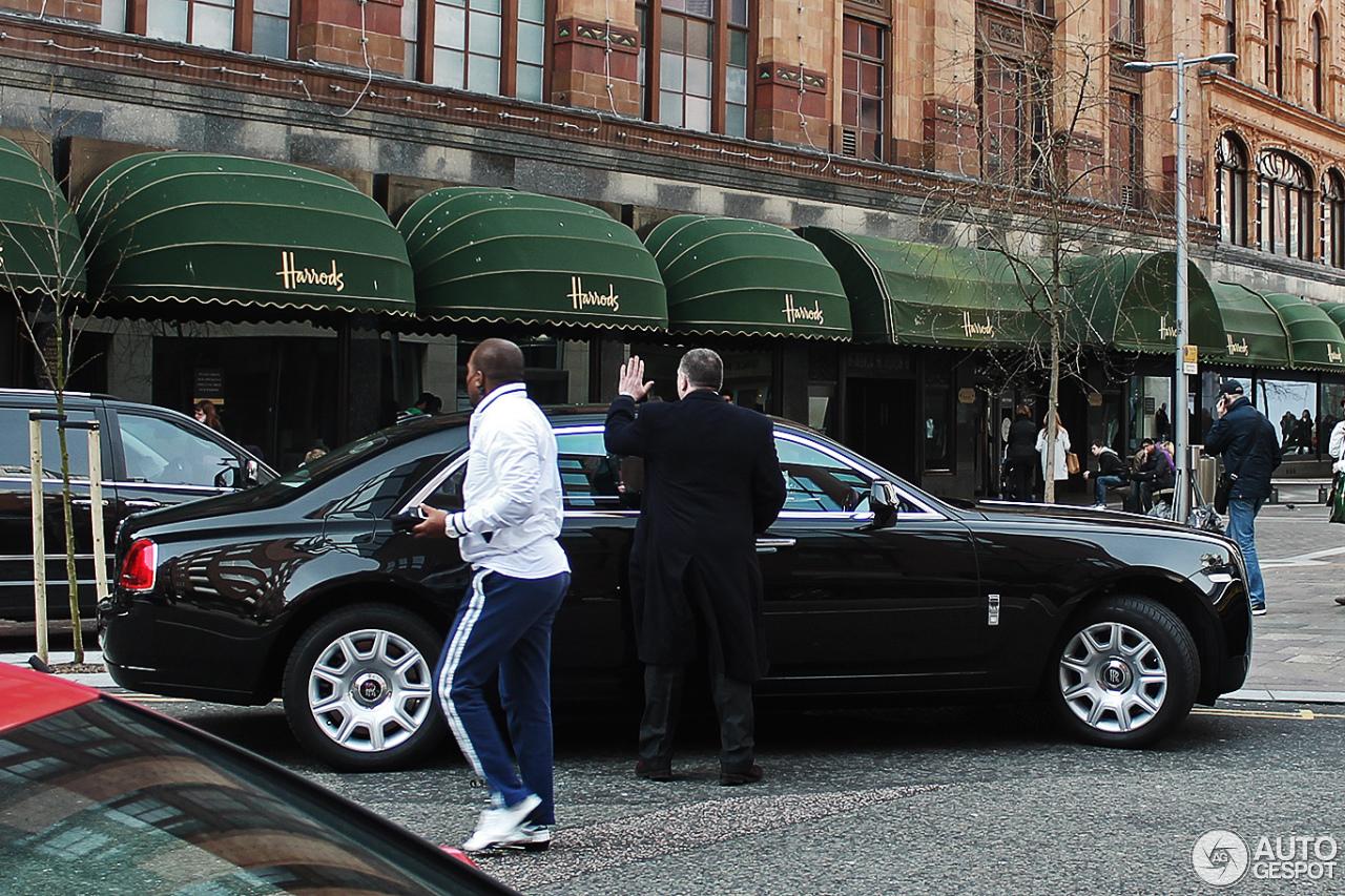 Rolls Royce Ghost Ewb 19 April 2013 Autogespot